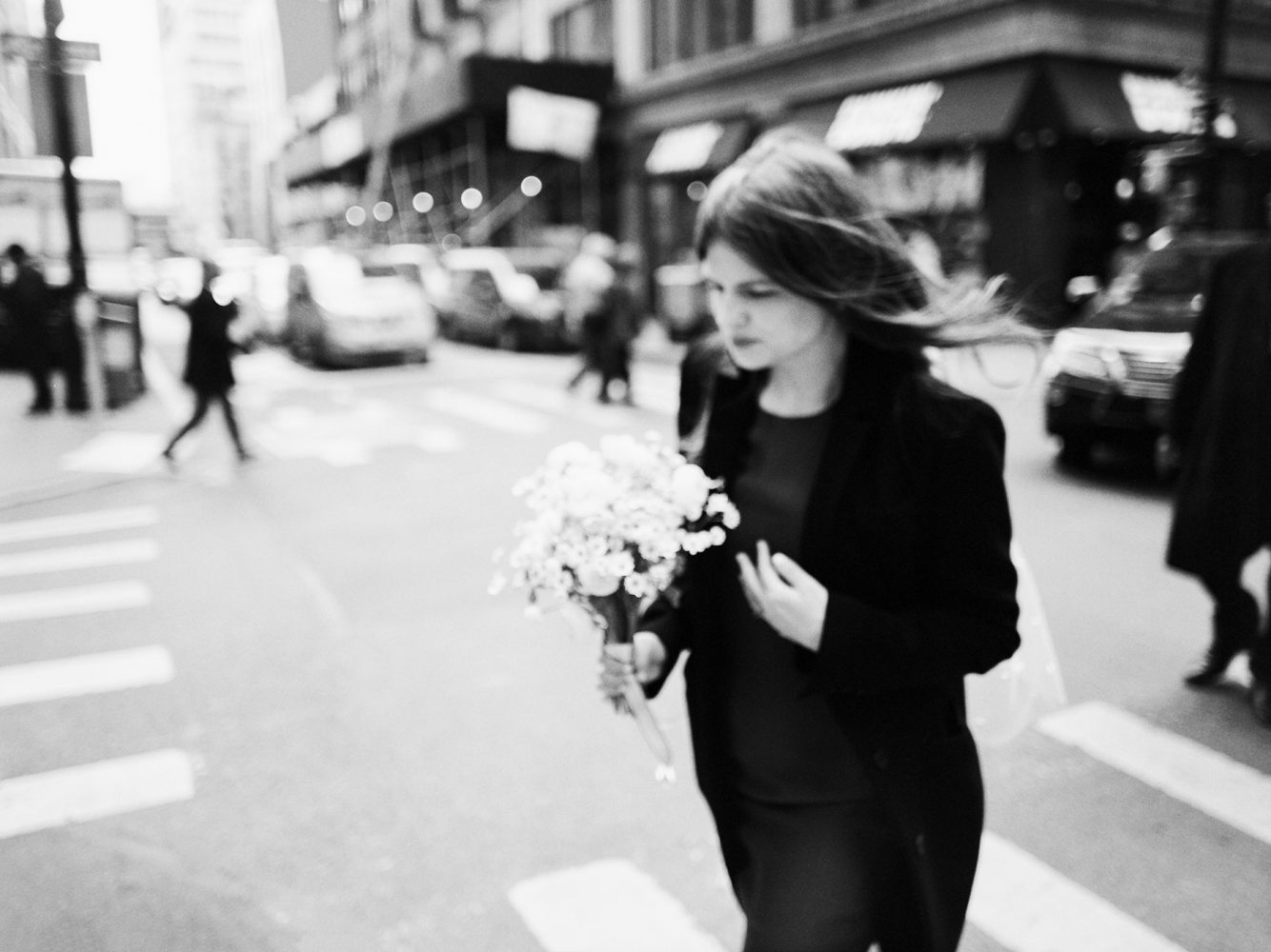 Bride elopement ONONA New York wedding photographer film